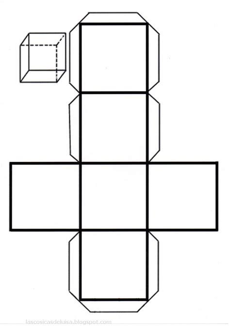 imagenes geometricas para armar dibujo recortable prisma rectangular figuras geom tricas