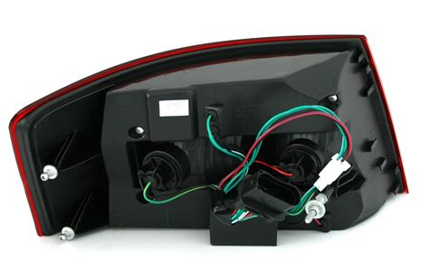 Ransel Fashikn Set Db Series led r 220 ckleuchten set in rot weiss f 252 r audi a6 4f limo mit