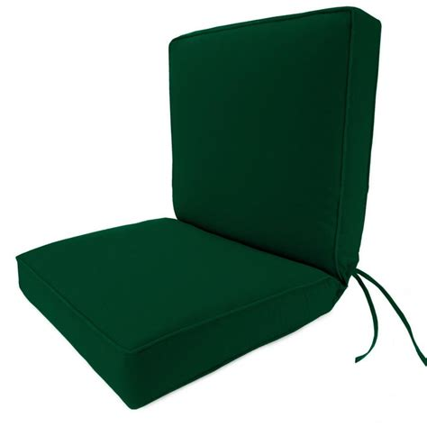 Forest Green Patio Chair Cushions   Adirondack Forest