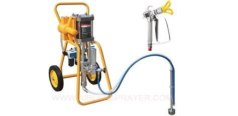 spray paint equipment airless spray painting equipment telansen