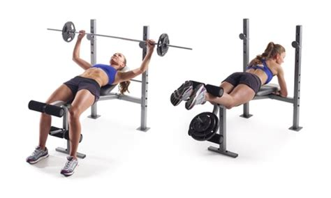 weight bench deals gold s gym xr 6 1 weight bench groupon goods