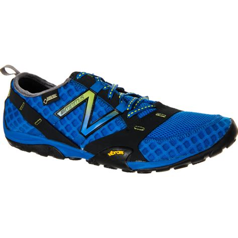 mens new balance trail running shoes new balance minimus mo10 tex trail running shoe