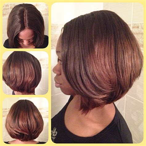 bob hair extensions with closures ciara inspired ombre bob with lace closure love yourself