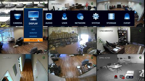 Monitor Cctv cctv
