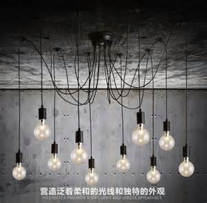 chandelier lights shopping creative led light bulb chandelier lighting simple fashion