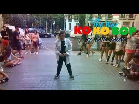tutorial dance exo kokobop ban exo 엑소 kokobop the eve 전야 dance contest 댄스 대회