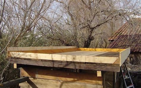 Comment Faire Un Toit Vegetal 4775 by Toit V 233 G 233 Tal Construction 4 Un Jardin Au Soleil