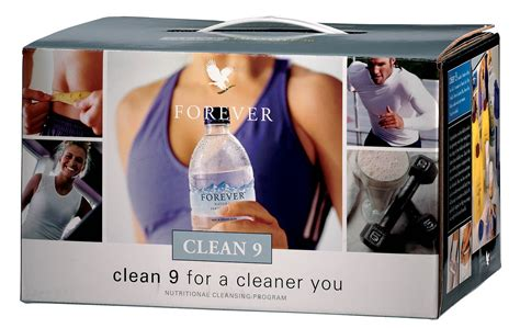 What Is Forever Living Clean 9 Detox by The Barn Clean 9 Detox Programme