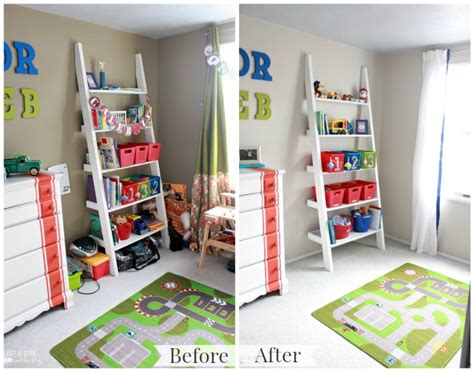how to declutter a small bedroom decluttering the kids room just a girl and her blog