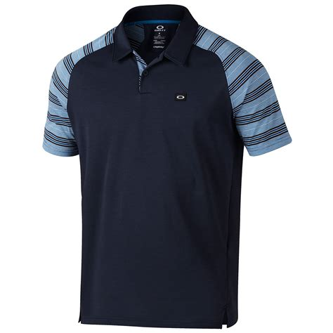 60181 Shirt Stripa Berkualitas oakley sleeve slanted stripe polo www panaust au