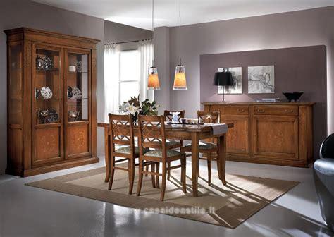manzano sedie outlet sala da pranzo intarsiata con sei sedie sale da pranzo