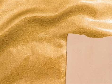 mjtrends 4 way stretch gold faux leather
