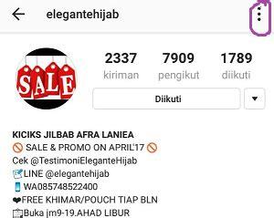 akun instagram tutorial jilbab cara block dan unblock teman di instagram via android dan