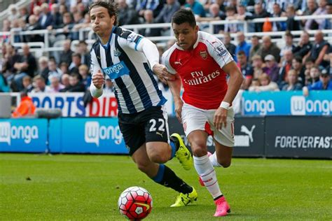 alexis sanchez newcastle arsenal boss arsene wenger insists he has three players