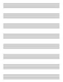 Music Writing Paper Free Printable Music History And Theory Worksheets Free