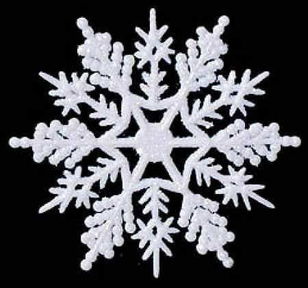 snowflake winter theme christmas tablescape decor