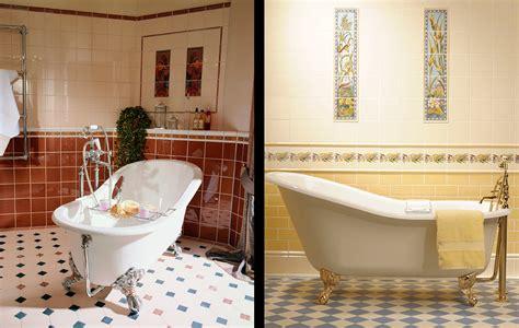 badezimmer fliesen jugendstil victorianische jugendstilfliesen topceramic