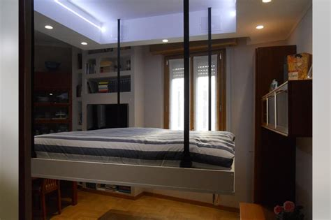 controsoffitti da letto controsoffitti da letto letto rotondo con un