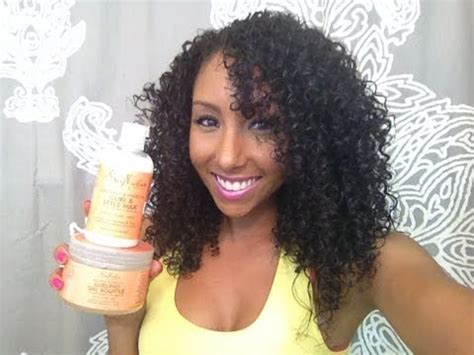 gel to make curls loose for african american little boys my curly hair routine biancareneetoday youtube