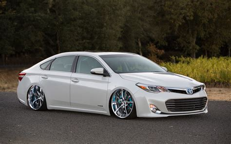 stanced toyota camry image gallery stanced avalon