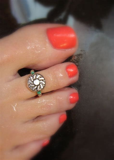 toe rings designs in silver 1 trends for girls amp womens