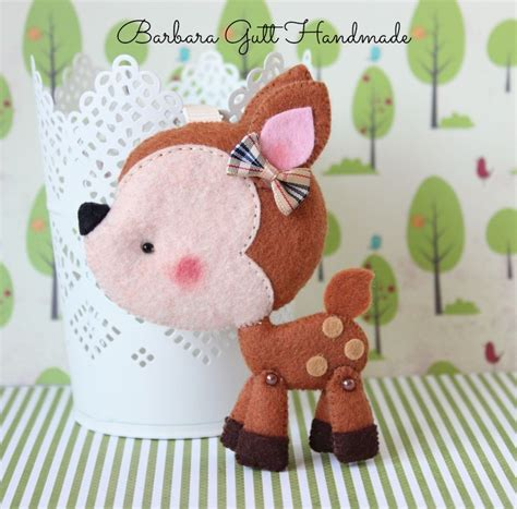 Handmade Felt Animals - 1786 best images about felt on see more