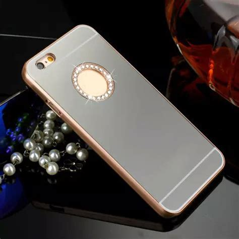 Luxury Mirror Iphone 55s6 luxury cover for iphone pc mirror unique back protective accessories ebay