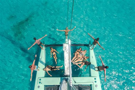 eco catamaran ibiza la bella verde eco catamaran ibiza spotlight