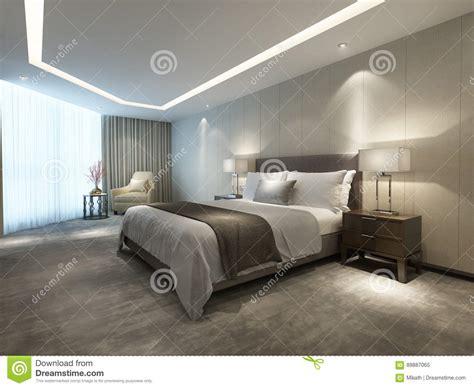 da letto moderna contemporanea da letto moderna contemporanea dell albergo di