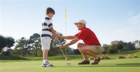 golf swing coach golf lessons coaching for kids saunton golf club devon