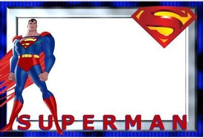 superman birthday card template festa homem infantil 30 ideias e fotos