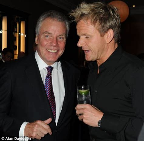 gordon ramsay, the brilliant young chef i knew, has been