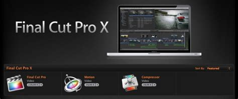 final cut pro linux download fcp x motion compressor with one visit to the