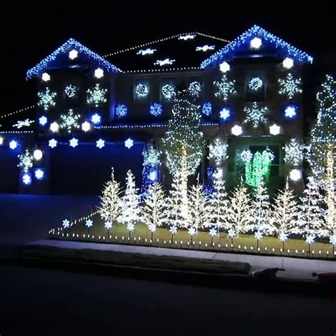 Outdoor Christmas Light Display Ideas Christmas Decore Outdoor Display Lighting