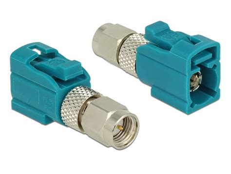 Conector N Isolator Teflon High Quality delock productos 89639 delock adapter fakra z gt sma