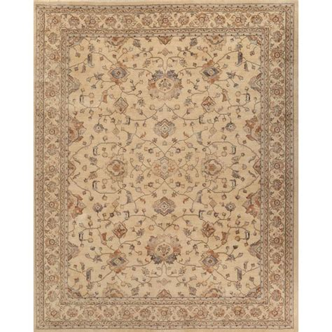 Home Decorators Collection Hinley Ivory 7 Ft X 10 Ft 7 X 10 Area Rugs