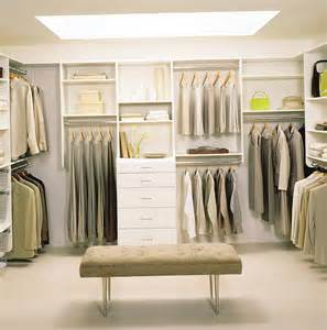 walk in closet layout ideas