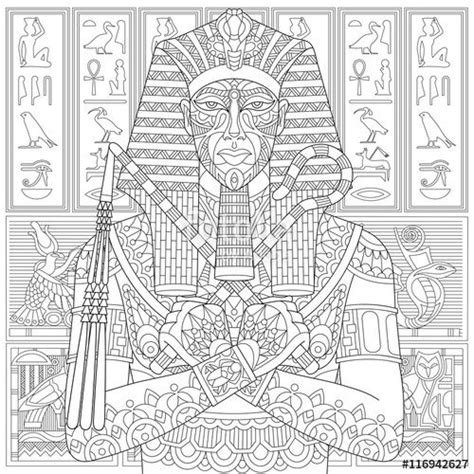 coloring pages for egyptian hieroglyphs 162 best africa coloring pages images on pinterest