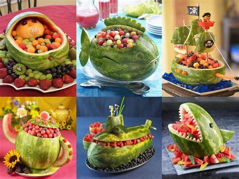 decoraciones con frutas 7 refrescantes ideas de decoraci 243 n con frutas