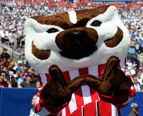 Wisconsin Badgers wisconsin badgers giving thanks this season