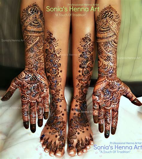 copyright 169 sonia s henna art bridal mehndi done in
