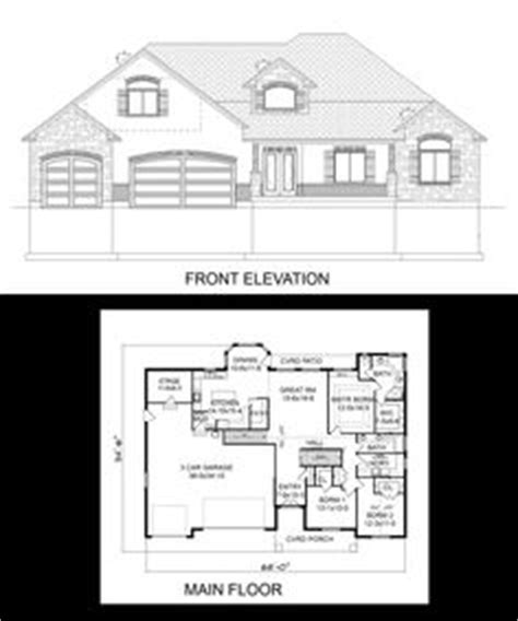 home plans with vaulted ceilings garage mud room 1500 sq ft 1000 images about one story house plans on pinterest 3