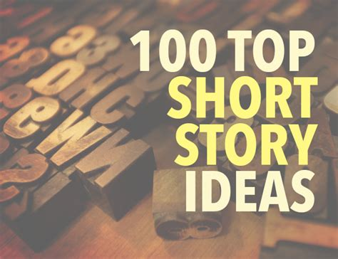 themes of the story regret top 100 short story ideas