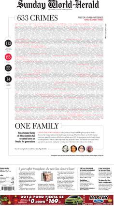 newspaper layout design jobs sarah donor impact whitworth university i love my