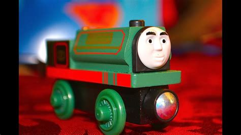 thomas wooden railway samson toy train review