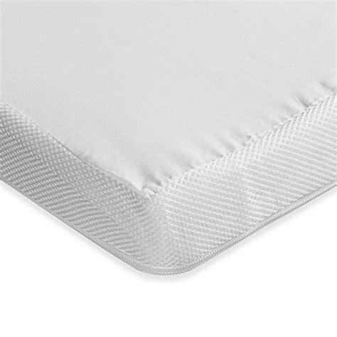 2 Memory Foam Mattress Topper Therapedic 174 2 Inch Memory Foam Mattress Topper Bedbathandbeyond Ca
