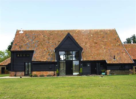 Small Modern Homes by Mexhomes Prestigious Barn Conversions In Suffolk