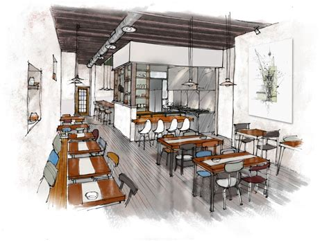 Sketches Restaurant by Concept Sketches Holladay Graphics Holladay