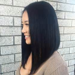 weaved lob hairstyle 25 best ideas about long bob weave on pinterest long