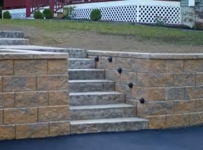 retaining block walls retaining wall portfolio